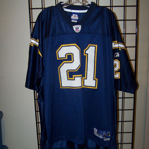 LASAINIAN TOMLINSON #21 CHARGERS NFL JERSEY S3323